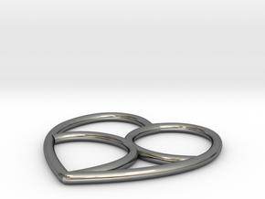 Model-7fe753e4f2025cb4513edd4535c72097 in Fine Detail Polished Silver