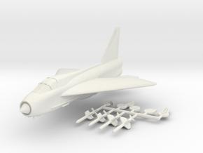 1/200 BAC Lightning T.5 in White Natural Versatile Plastic