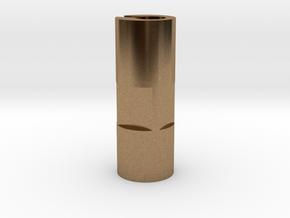 KMD-FR01/FR02 Adjustment Sleeve in Natural Brass