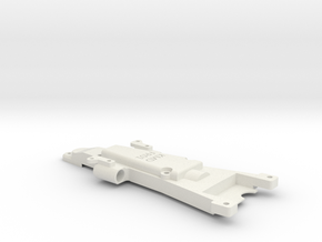 KMD-FR01 Top Plate in White Strong & Flexible