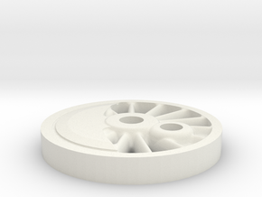 Wheel DSB Litra H2 in White Strong & Flexible: 1:45