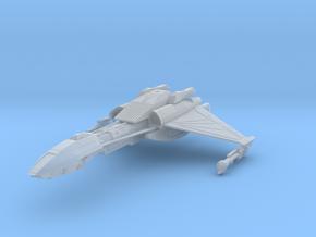 Klingon D5 IV  BattleCruiser in Smooth Fine Detail Plastic