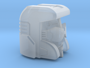 Pacifist Head Combiner Version in Smooth Fine Detail Plastic