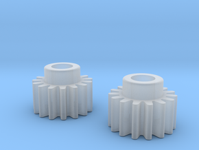 Gutzold v60/br106 HO Replacment Drive Gears in Smooth Fine Detail Plastic