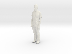 Printle C Homme 513 - 1/24 - wob in White Natural Versatile Plastic