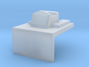 GP 35 Coupler Pocket And Pilot Filler in Smooth Fine Detail Plastic: 1:64 - S