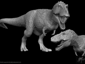 Tyrannosaurus Rex 'Sue' 1/40 Feathered in White Natural Versatile Plastic