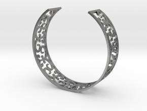 Bracelet KLP in Natural Silver
