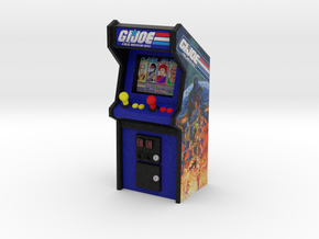 "3 3/4"" Scale G.I.Joe Arcade Game in Full Color Sandstone: Medium"