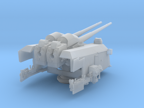 1/100 Flak 10.5 cm SK C/31 in Frosted Ultra Detail