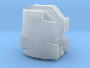 Rafferty soldier's Head for Titans Return in Smooth Fine Detail Plastic