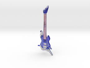 1/20 Macross7 Electric Guitar in Full Color Sandstone