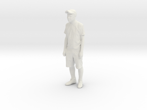 Printle C Homme 074 - 1/43 - wob in White Strong & Flexible