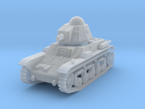 PV87C Renault R35 Light Tank (1/87) in Smooth Fine Detail Plastic