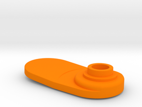 Banana Bracket GC0091 in Orange Strong & Flexible Polished