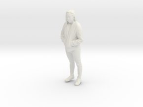 Printle C Femme 135 - 1/64 - wob in White Natural Versatile Plastic