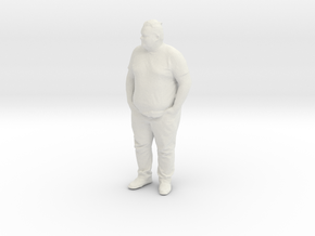 Printle C Homme 109 - 1/64 - wob in White Strong & Flexible