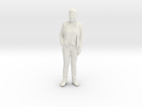 Printle C Femme 201 - 1/32 - wob in White Strong & Flexible