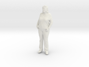 Printle C Femme 210 - 1/32 - wob in White Strong & Flexible