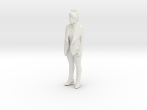 Printle C Femme 211 - 1/32 - wob in White Strong & Flexible