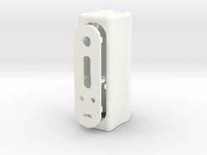 Riante DNA75 in White Processed Versatile Plastic