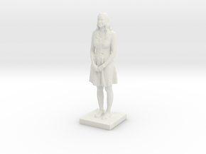 Printle C Femme 126 - 1/35 in White Strong & Flexible