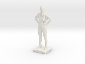 Printle C Femme 139 - 1/32 in White Strong & Flexible