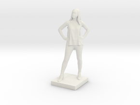 Printle C Femme 141 - 1/32 in White Strong & Flexible