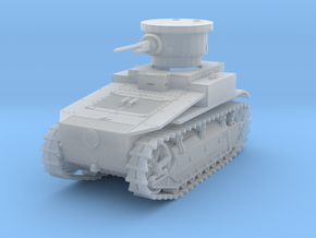 PV19B T1E2 Light Tank (1/100) in Frosted Ultra Detail