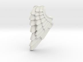 Mom N  Child Angel Wing_ Cadiaan  in White Natural Versatile Plastic