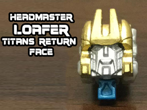 Loafer Faceplate (Titans Return) in Frosted Ultra Detail