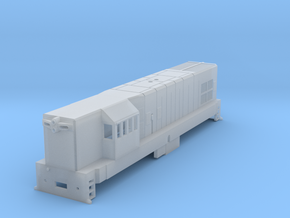 1:150 Scale T42 in Smooth Fine Detail Plastic