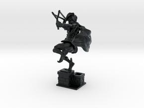 Robin from the Dark Knight in Black Hi-Def Acrylate