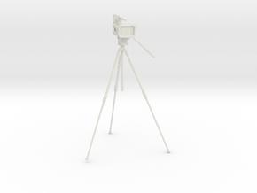 Printle Thing Camera - 1/24 in White Natural Versatile Plastic