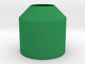 15 Gallon Still in Green Processed Versatile Plastic