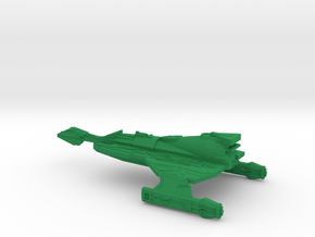 3125 Ever Victorious L-24B in Green Processed Versatile Plastic