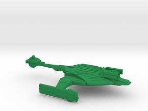 1/3125 D9F in Green Processed Versatile Plastic