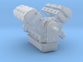 AJPE 1/25 Hemi Single Plug in Frosted Ultra Detail