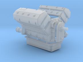 AJPE 1/18 Hemi Single Plug in Smooth Fine Detail Plastic