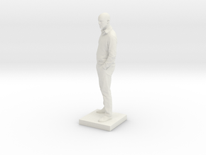 Printle C Homme 013 - 1/32 in White Strong & Flexible