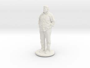 Printle C Homme 011 - 1/32 in White Strong & Flexible