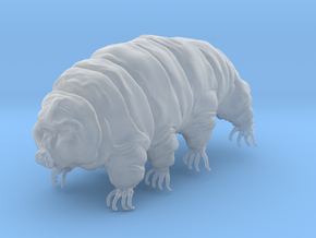 Tardigrade Water Bear Moss Piglet 3inch detailed in Frosted Ultra Detail
