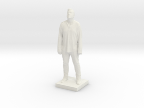 Printle C Homme 030 - 1/32 in White Natural Versatile Plastic