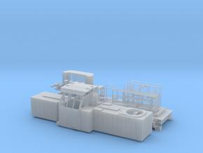1:87 Diesellok BR214/BR262  VOL.1 in Smooth Fine Detail Plastic