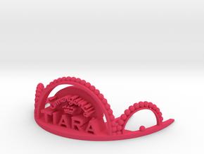 Emergency Tiara in Pink Processed Versatile Plastic