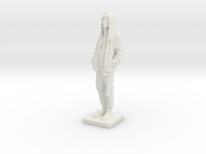 Printle C Homme 033 - 1/32 in White Strong & Flexible