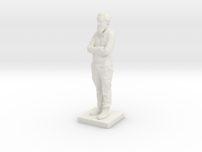 Printle C Homme 596 - 1/24 in White Natural Versatile Plastic