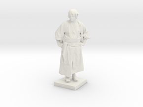 Printle C Homme 579 - 1/24 in White Natural Versatile Plastic
