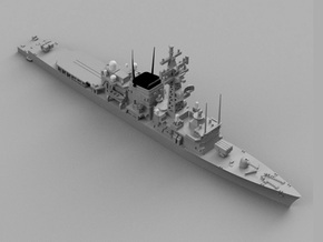 1/1800 JS HATSUYUKI in Frosted Ultra Detail