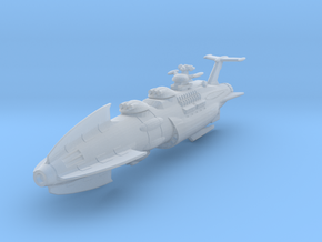 EDSF Battleship Siren Small in Frosted Ultra Detail